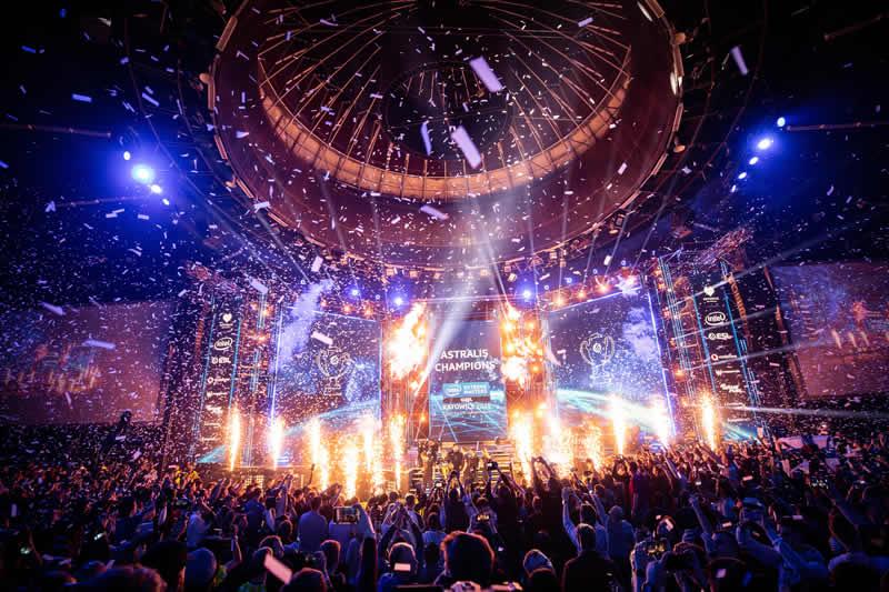 Intel Lleva A Cinépolis El Torneo Más Grande De Esports A