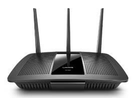Router WiFi Gigabit MU-MIMO AC1750 MAX-STREAM Linksys EA7300 - HeroImage